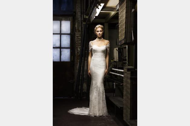 Robe de mariée Brunaire
