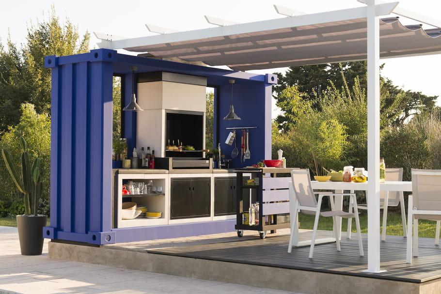 Comment installer une cuisine d'extérieur?