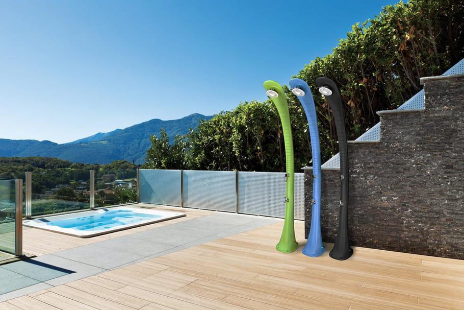 comment choisir sa douche solaire