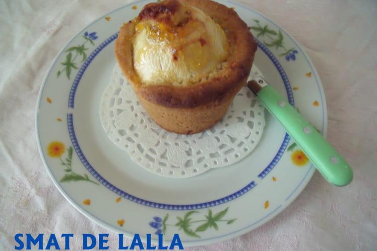 Petits gâteaux à la cannelle et aux pommes