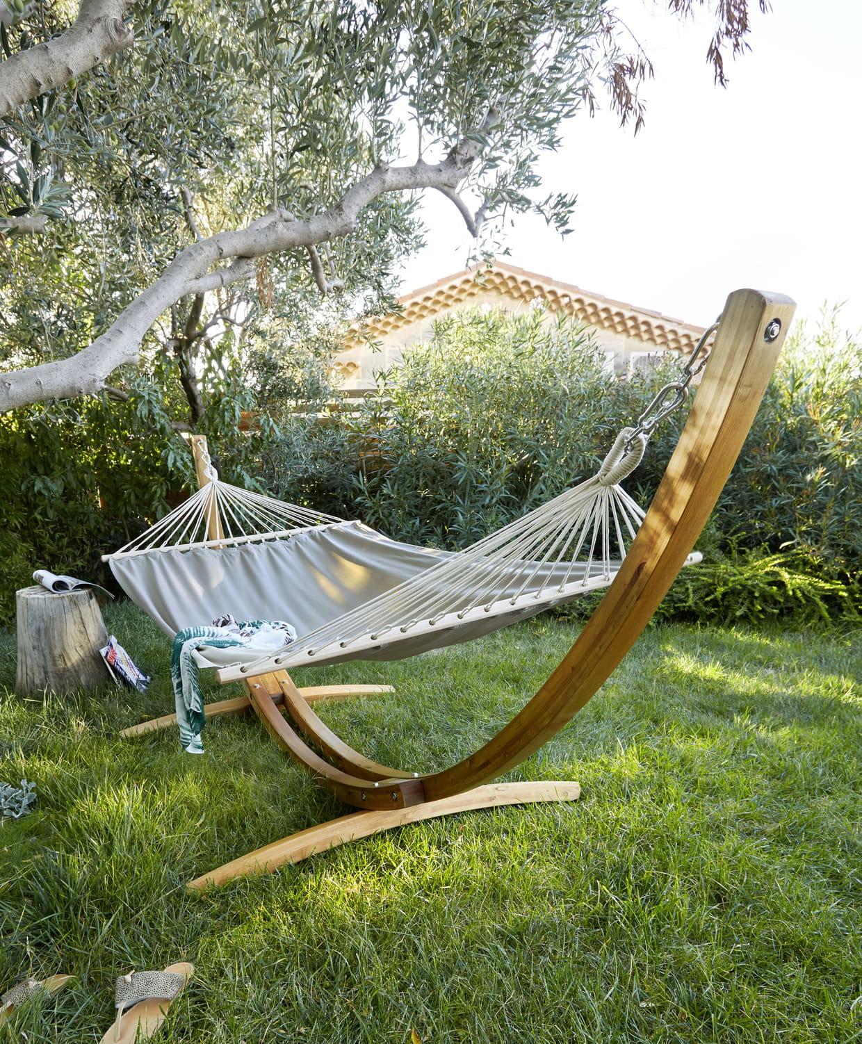 hamac corcovado jobek de castorama. Black Bedroom Furniture Sets. Home Design Ideas