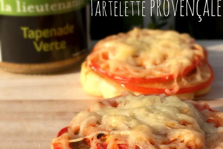 Tartelette provençale