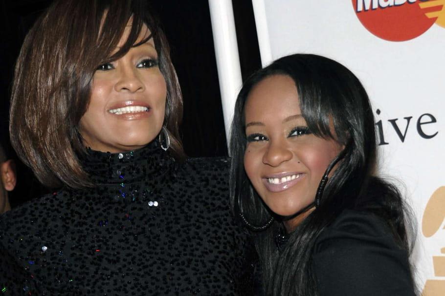 Whitney Houston : sa fille Bobbi Kristina dans le coma