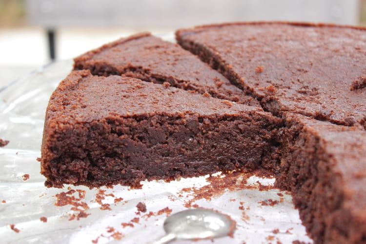 Le parfait au chocolat, sans sucre ni beurre