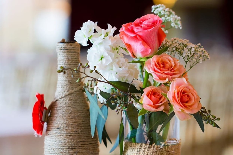 Petit Centre De Table A Faire Soi Meme 10 idées déco à faire soi-même pour un mariage sur-mesure