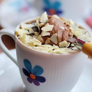 petites crèmes choco-café