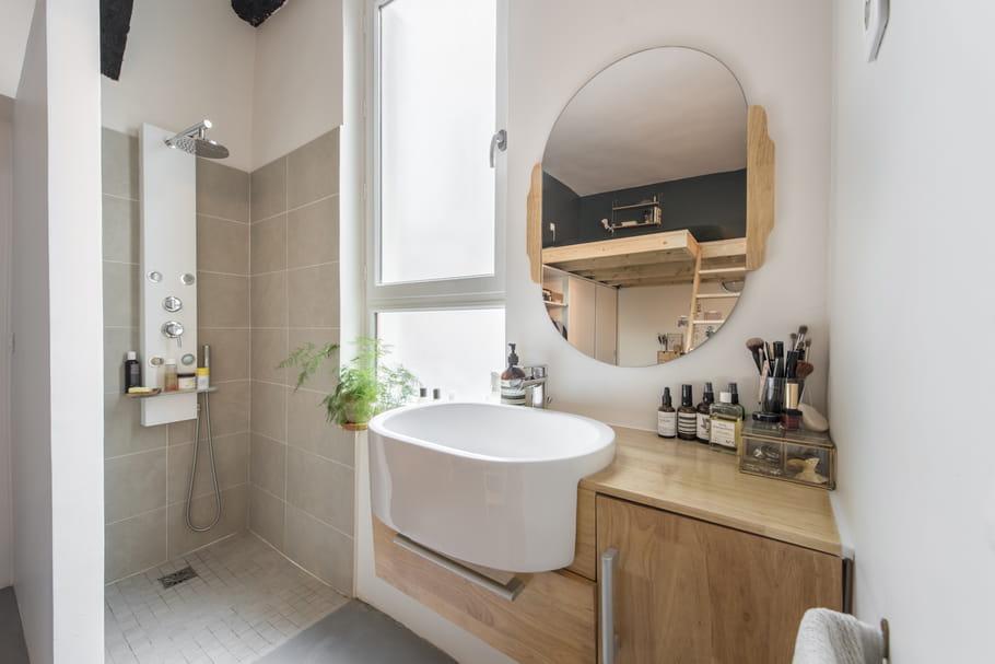 Salle de bains en bois: tout pour une pièce d'eau boisée