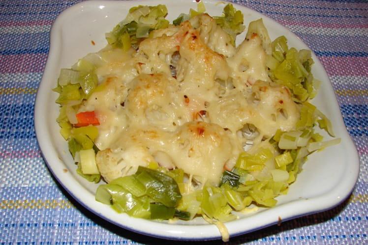 Cassolette de légumes