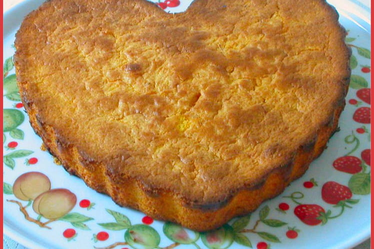 Gâteau aux carottes et cumin
