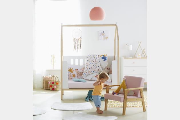 Lit de bébé Coconut par Vertbaudet