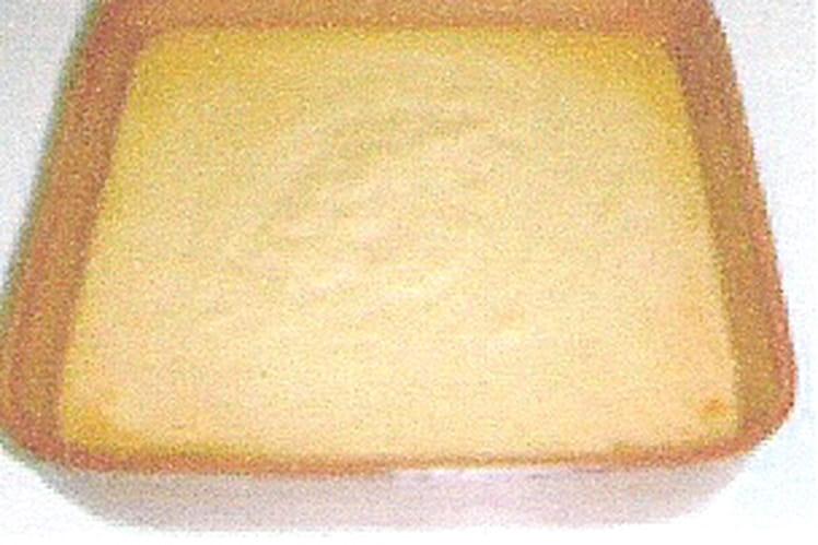 Gâteau de semoule au miel