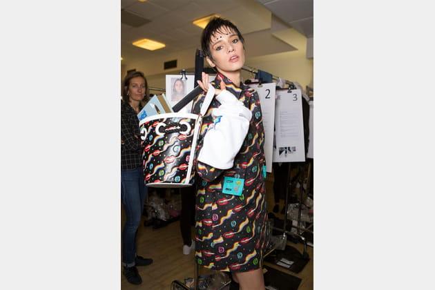 Olympia Le-tan (Backstage) - photo 5