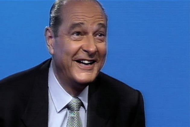 Jacques Chirac : le bruit et l'odeur