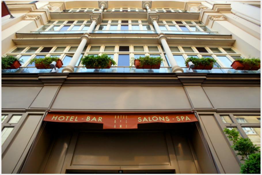 L'Hôtel Bel Ami