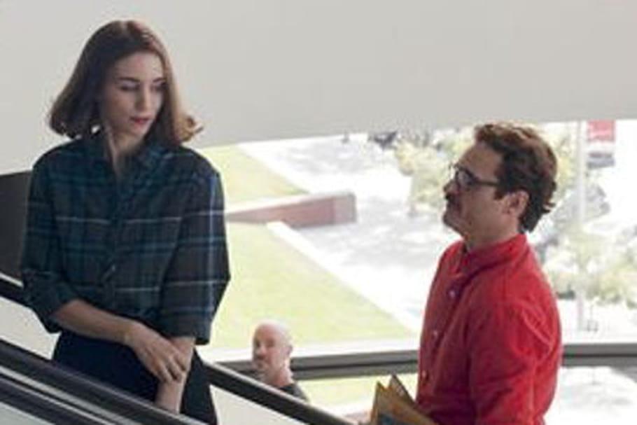Her: la chemise, l'autre star du film