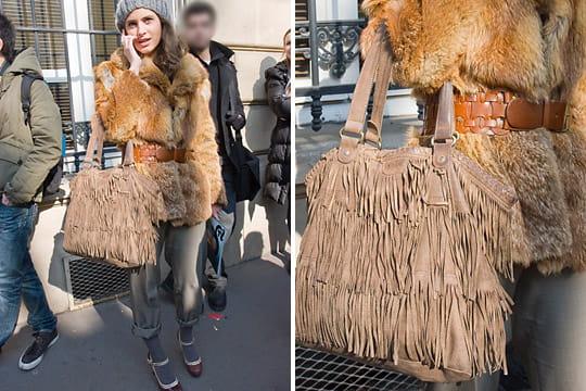 Fashion week : les street looks des défilés parisiens PAP automne-hiver 2011-2012 48