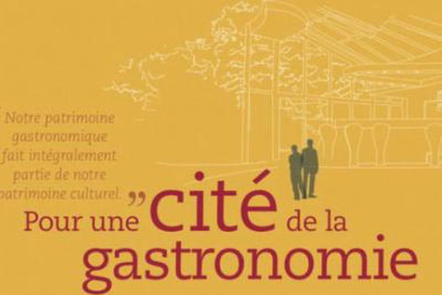 Quelle ville accueillera la Cité de la gastronomie ?