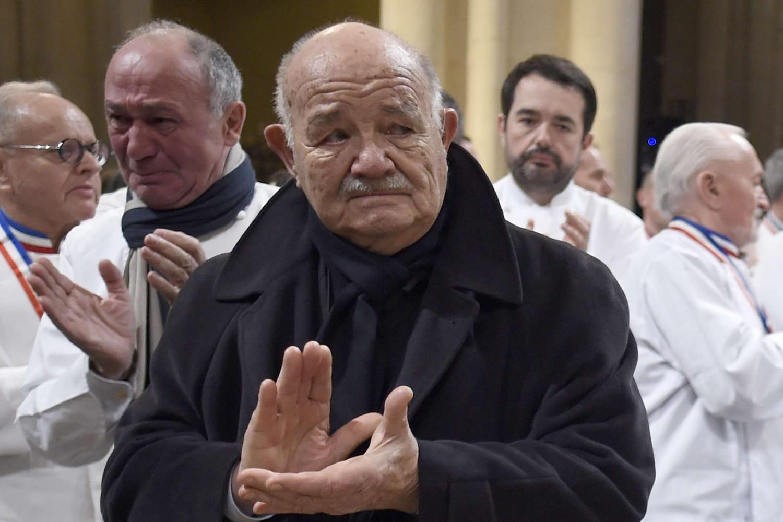 Pierre Troisgros: le chef trois étoiles nous a quittés