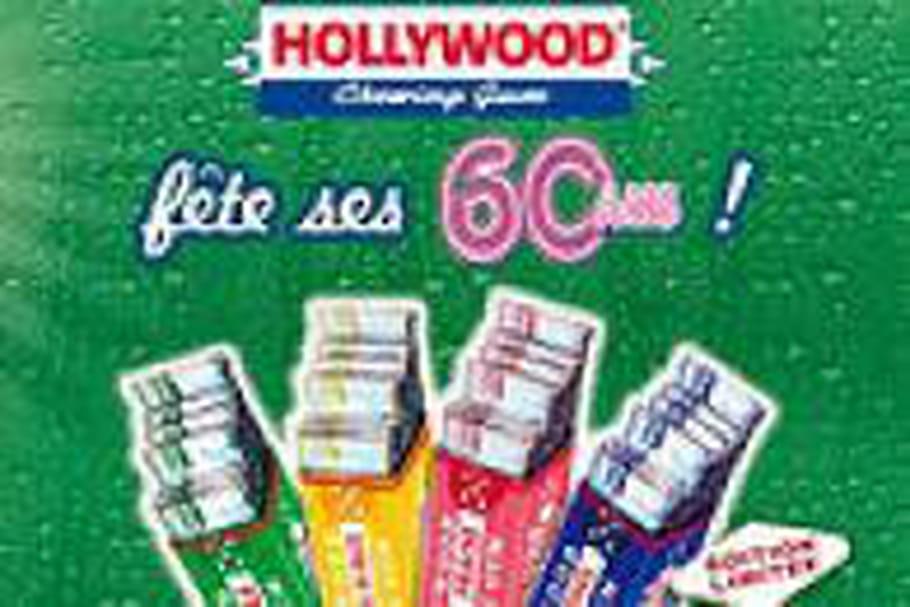 Hollywood Chewing gum : 60 ans au compteur et toujours aussi frais
