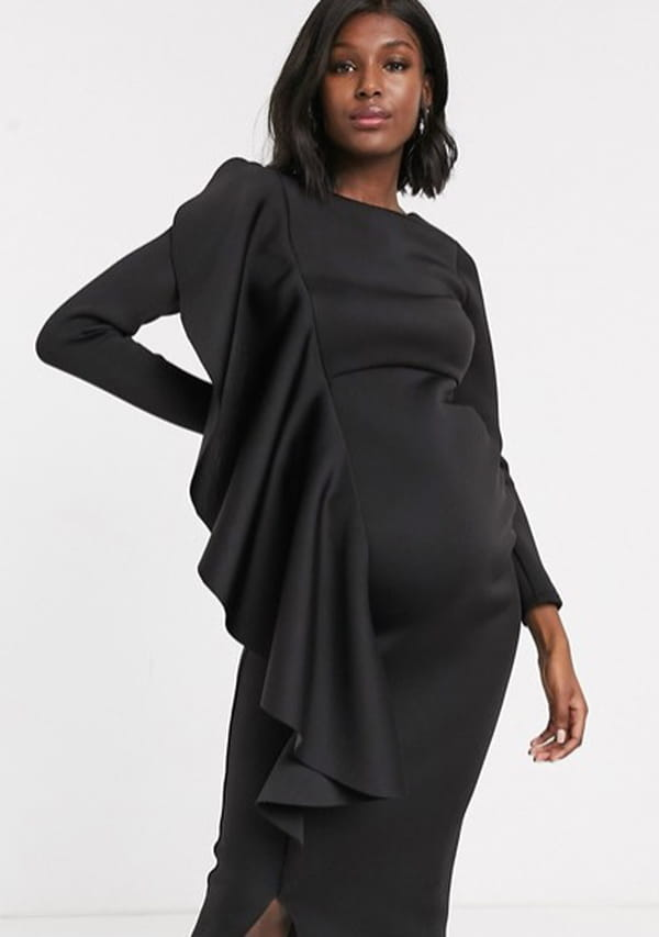 robe-asos-maternite