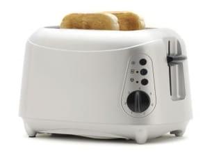 mis hors-tension, le grille-pain cessera de se faire entendre