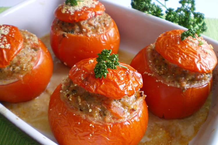 Tomates farcies maison : la meilleure recette