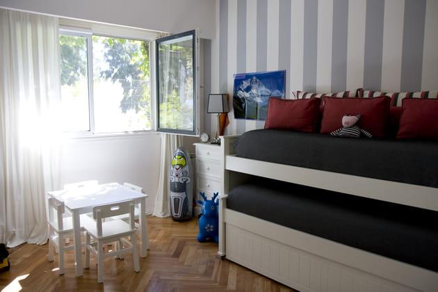 Une chambre pour deux fonctionnelle