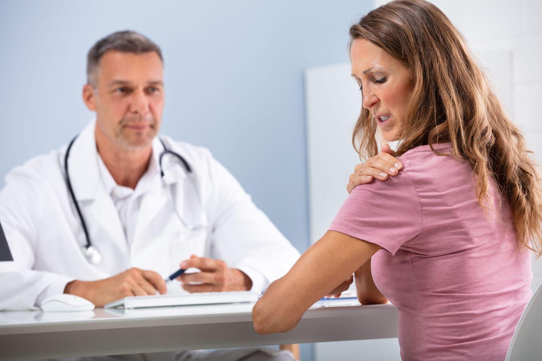 Bursite sous acromiale (épaule): c'est quoi, IRM, traitement