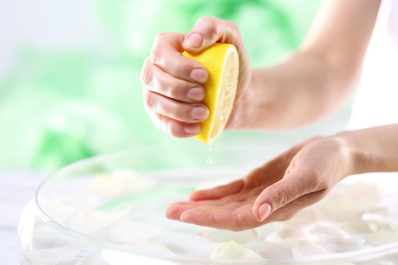Le citron pour nettoyer la maison