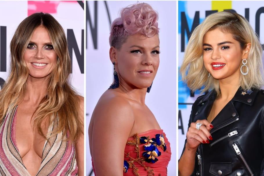 American Music Awards2017: les meilleurs looks beauté de star