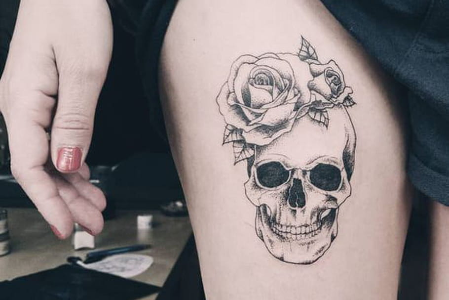 Tout Savoir Sur Le Tatouage Tete De Mort