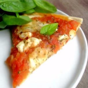 pizza margherita 100% maison