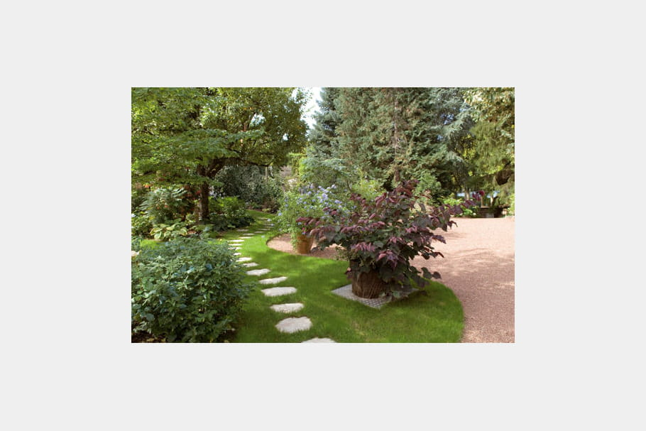 Jardin des garmier une v ritable collection 10 jardins for Jardin veritable