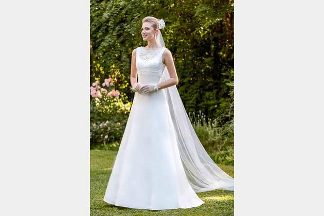 Robe de mariée Dina de Point Mariage