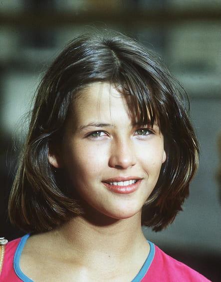 """En 1982, sur le tournage de """"La boum 2"""""""