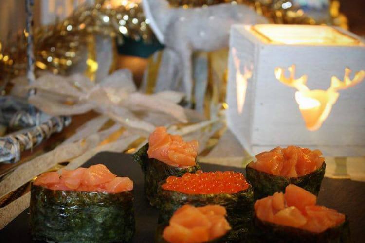 Sushi Gunkan Maki facile