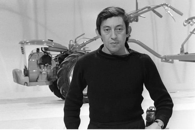 """En 1968 sur le plateau de """"Dim Dam Dom"""""""
