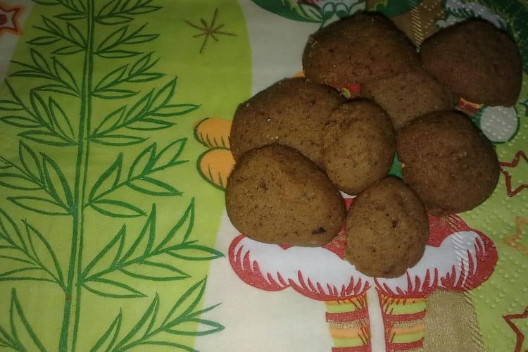 Pepernoten (biscuits épicés)