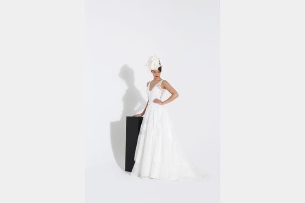 Robe de mariée Frange, Cymbeline