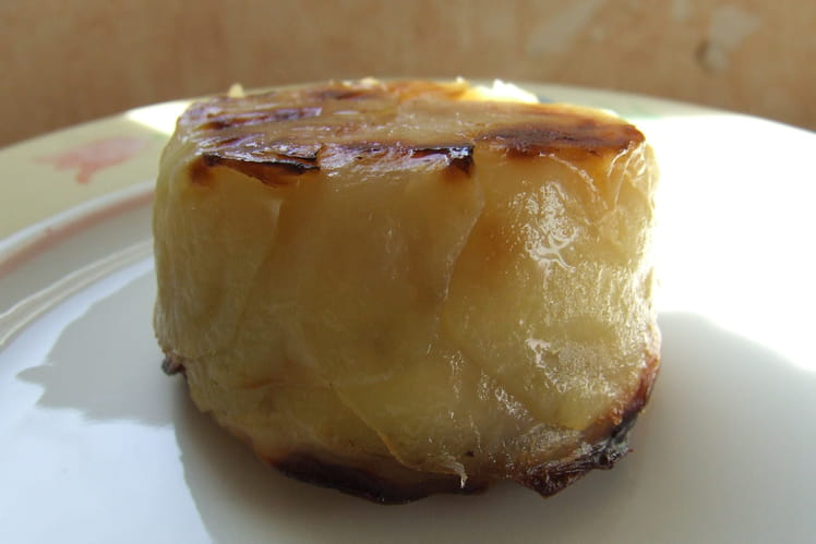 Charlotte de pommes de terre