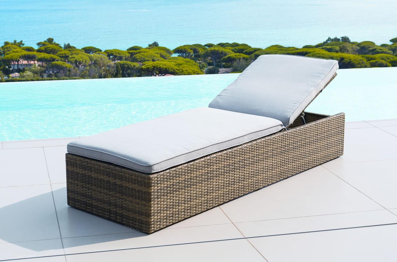 lit de piscine cuba par hesp ride. Black Bedroom Furniture Sets. Home Design Ideas
