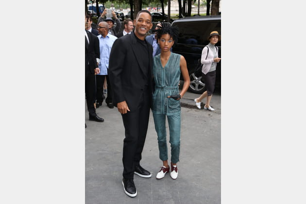 Will Smith et Willow Smith