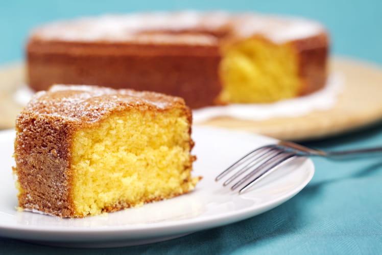 Gâteau au yaourt de grand-mère
