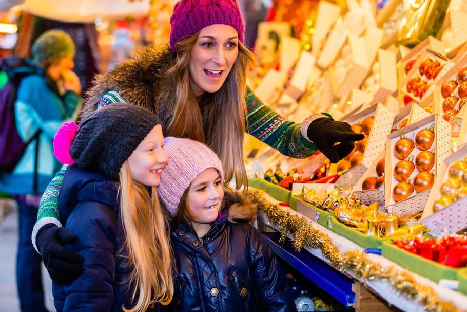 Les marchés de Noël ouvrent leurs chalets