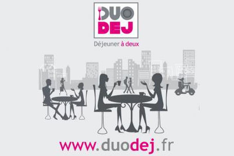 """""""Duo dèj"""" : le nouveau site pour partager sa pause déjeuner"""