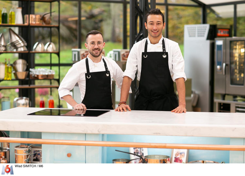 Julien et Gwendal: les génies créateurs du Meilleur Pâtissier Les Professionnels