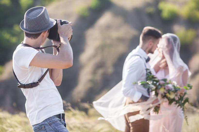 Photos de mariage: les plus belles poses à imiter!