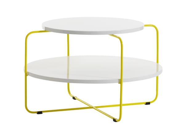 Une table basse design