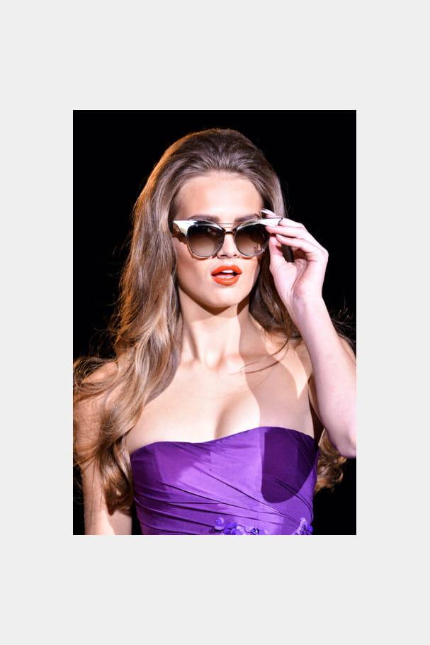 Les lunettes fantaisie de Dsquared2