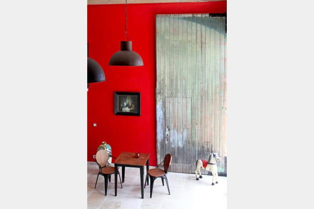 Maison de Provence modernisée